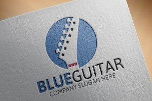 Blue Guitar Logo