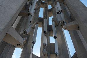 September 11, 2001 memorial site for