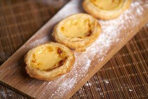 Portuguese Tart Egg Tarts