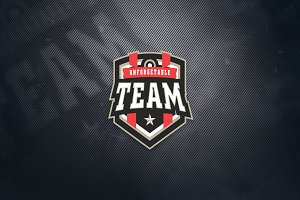 Unforgetable Sports Logo