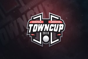Towncup Sports Logo