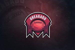 Oreagado Sports Logo