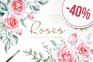 Roses Floral Collection