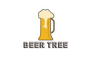 beer tree concept