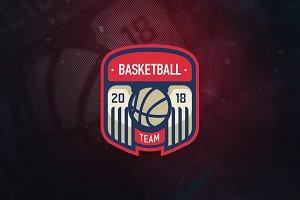 Baseball Tournament E-Sports Logo