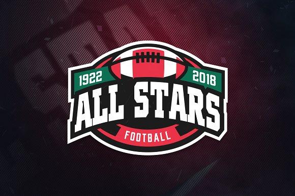 all stars logo and esports logo logo templates creative market