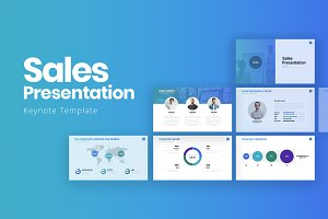 Sales Keynote Template