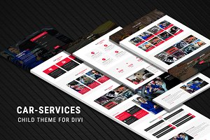 Car Services - Divi Child Theme
