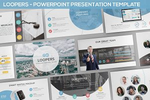 Loopers - Multipurpose Powerpoint