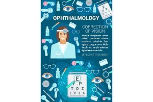 Ophthalmology vision correction