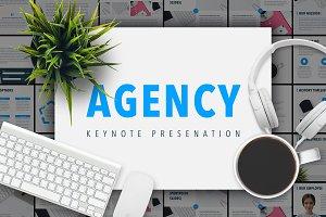 Agency Showcase Keynote Template