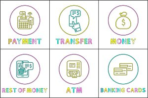 Monetary Transaction Financial Theme
