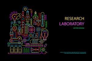 5 Research Laboratory Equpment