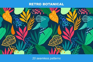 Retro Botanical