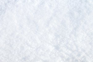 Winter snow. Snow texture Top view o