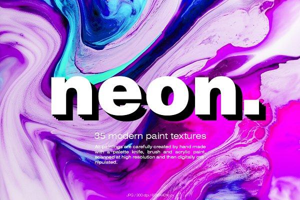 Neon Textures