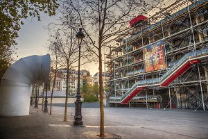 Center of Modern Art, Paris