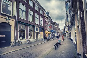 Molen straat, the Hague