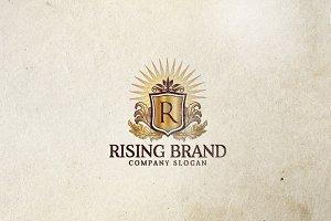 Rising Brand Logo