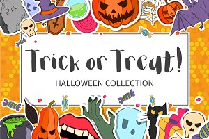 TRICK OR TREAT! Halloween collection