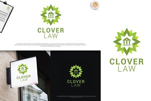 Lawyer, Attorney and Law Firm Logos