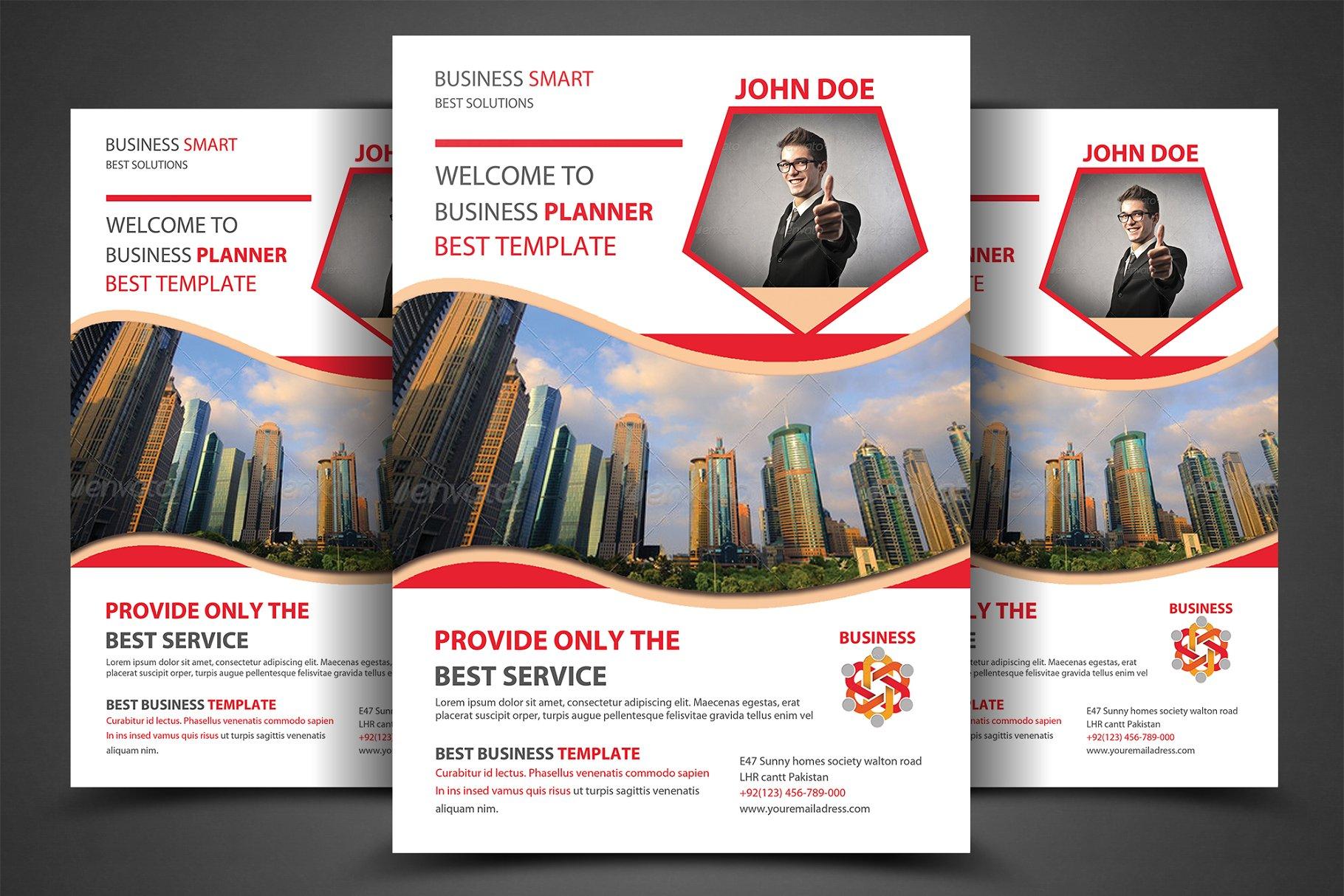 Corporate Business Flyer Template Flyer Templates Creative