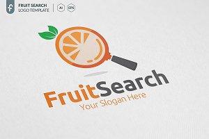 Fruit Search Logo