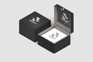 Jewelery Package Mock-up 2