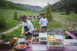 Chefs In the Mountains
