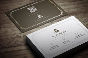 Super Royal Business Card