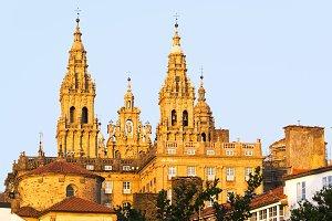 Santiago of Compostela , Galicia