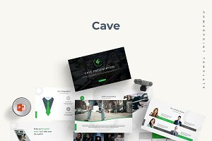 Cave - Powerpoint Template