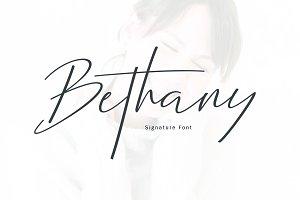 New Bethany Script