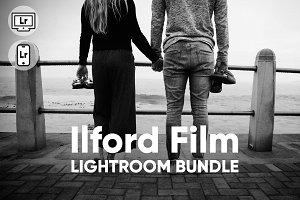 Ilford Film for Lightroom PC/Mobile