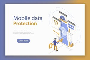 Personal mobile data protection