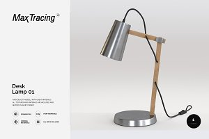 Desk Lamp 01