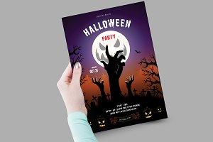 Halloween Flyer - V02