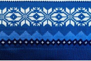 Tradiotional winter sweater