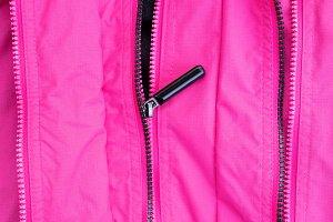 zipper wind jacket background
