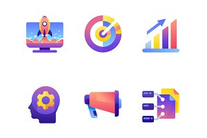 Set startup icons