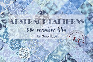 Abstract Patterns Vol. 1.3 - Winter