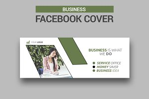 Business Facebook Cover - SK