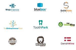 30 Logos Bundle