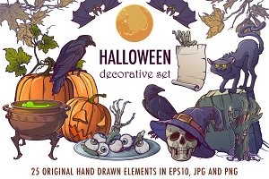Halloween Designs Constructor
