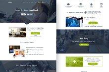 Multi-purpose Website Template