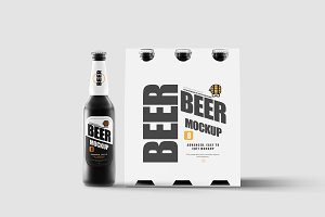 Beer Mock-up 3