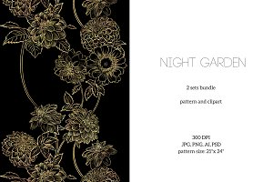Night Garden 2 sets bundle