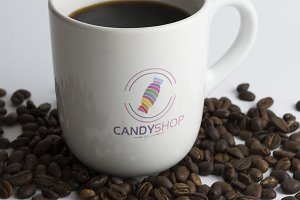 Candy Shop Logo Version2