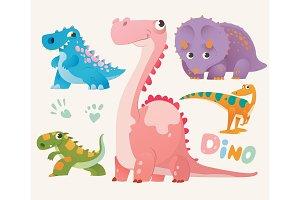 Dino. Set 2