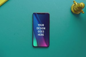 iPhone XS Mock-up #2